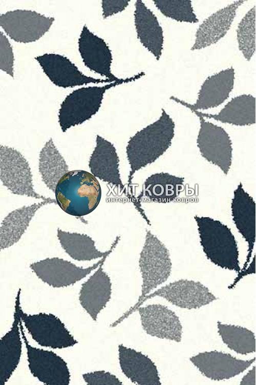 Российский ковер прямоугольный Platinum t631 natural голубой