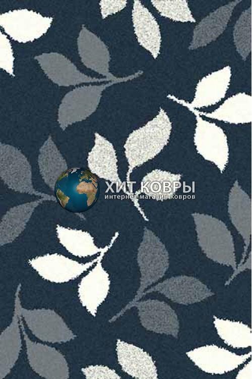 Российский ковер прямоугольный Platinum t631 бирюзовый