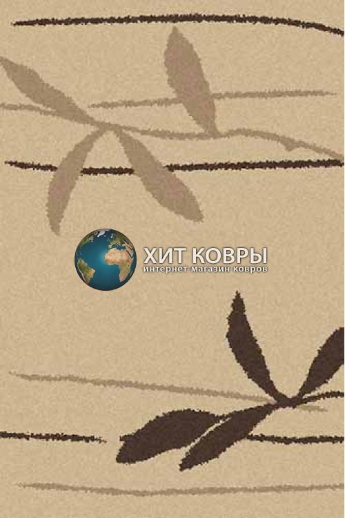 Российский ковер прямоугольный Platinum t633 бежевый