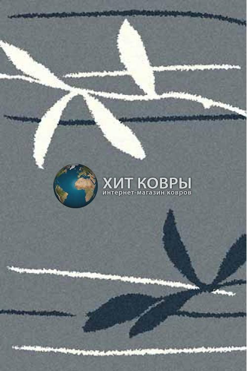 Российский ковер прямоугольный Platinum t633 голубой