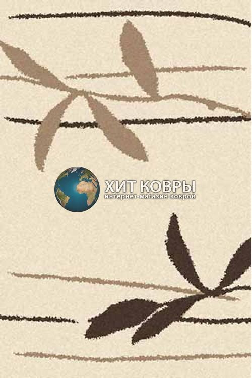 Российский ковер прямоугольный Platinum t633 кремовый