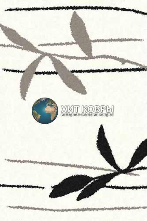 Российский ковер прямоугольный Platinum t633 natural серый
