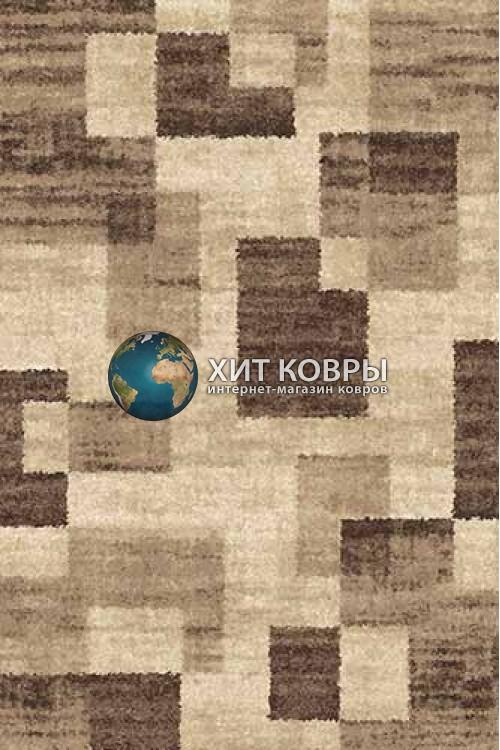 Российский ковер прямоугольный Platinum t635 бежевый
