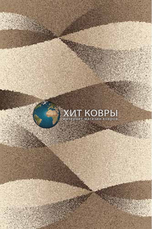 Российский ковер прямоугольный Platinum t636 бежевый