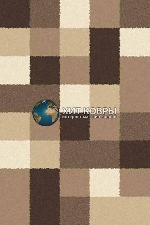 Российский ковер прямоугольный Platinum t639 бежевый