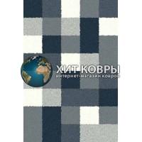 Российский ковер prymougolnik-platinum-t639_blue