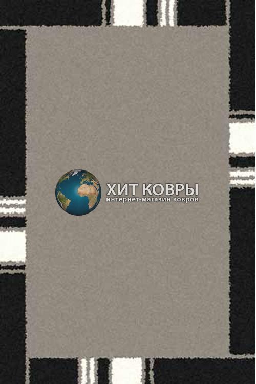 Российский ковер прямоугольный Platinum t640 серый