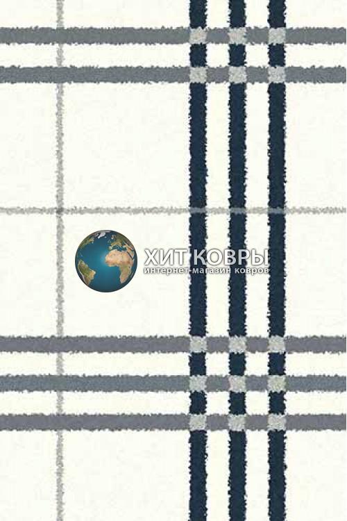 Российский ковер прямоугольный Platinum t642 natural голубой