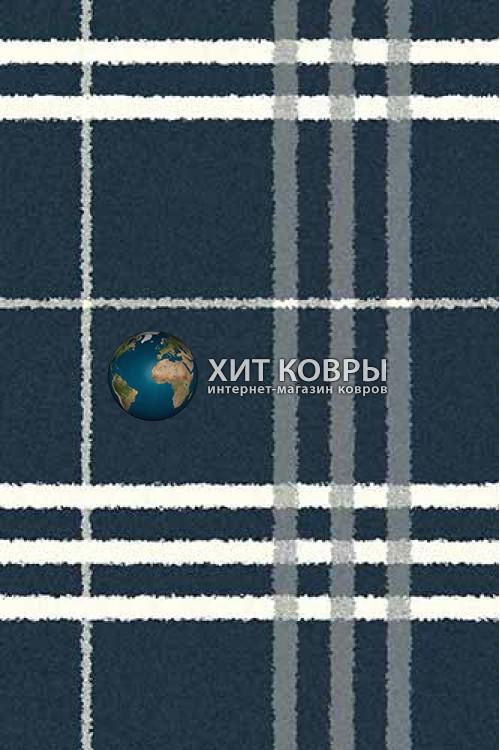 Российский ковер прямоугольный Platinum t642 бирюзовый