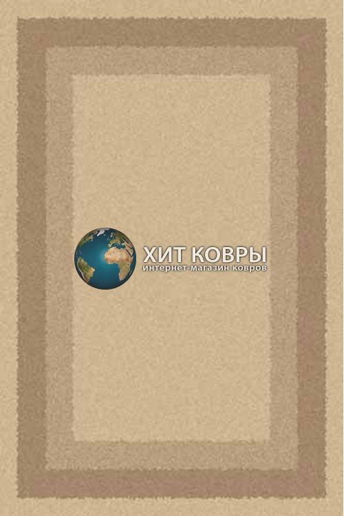 Российский ковер прямоугольный Platinum t643 бежевый