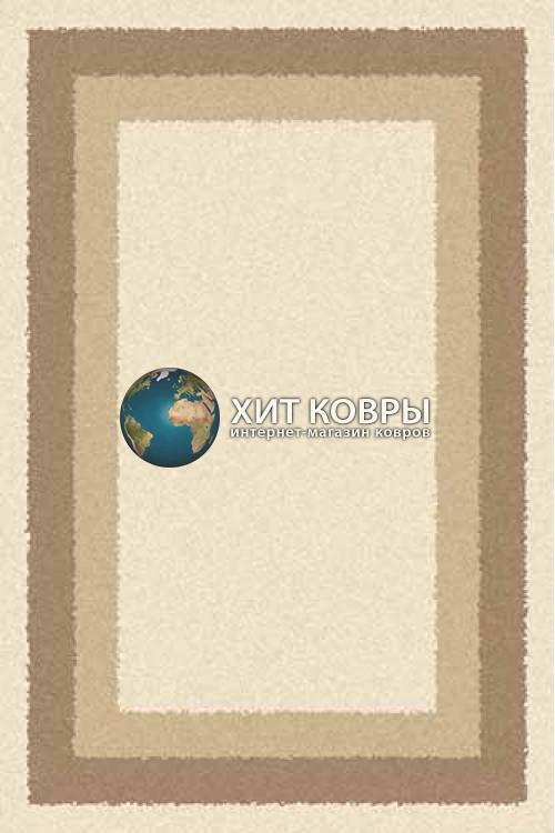Российский ковер прямоугольный Platinum t643 кремовый