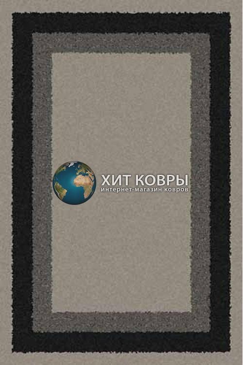 Российский ковер прямоугольный Platinum t643 серый