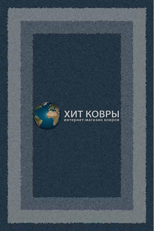 Российский ковер прямоугольный Platinum t643 бирюзовый