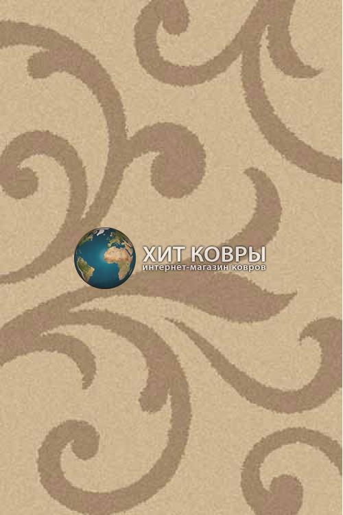 Российский ковер прямоугольный Platinum t644 бежевый d