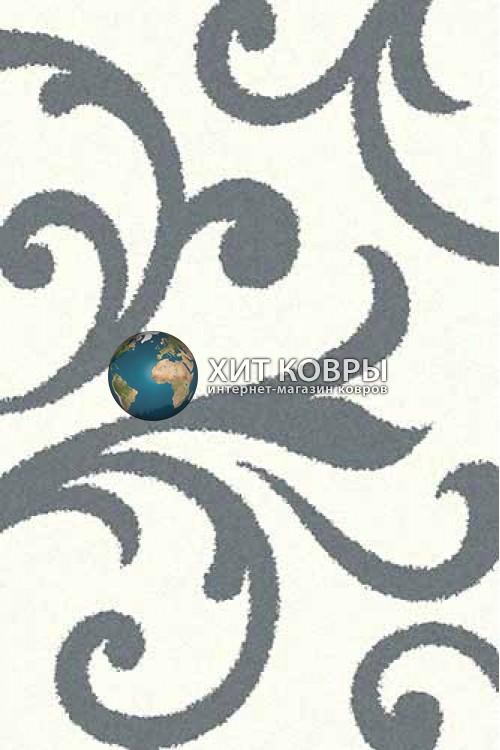 Российский ковер прямоугольный Platinum t644 natural голубой