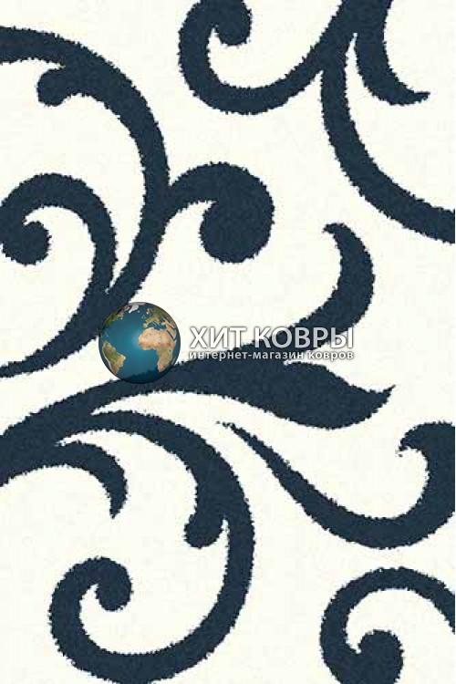 Российский ковер прямоугольный Platinum t644 natural бирюзовый