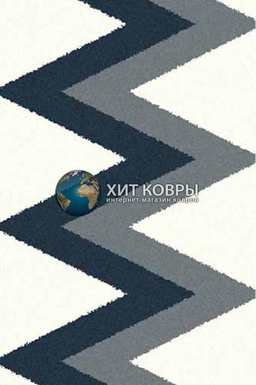 Российский ковер прямоугольный Platinum t645 natural голубой