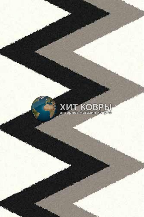Российский ковер прямоугольный Platinum t645 natural серый