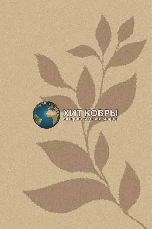 Российский ковер прямоугольный Platinum t647 бежевый d
