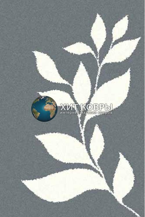 Российский ковер прямоугольный Platinum t647 голубой natural