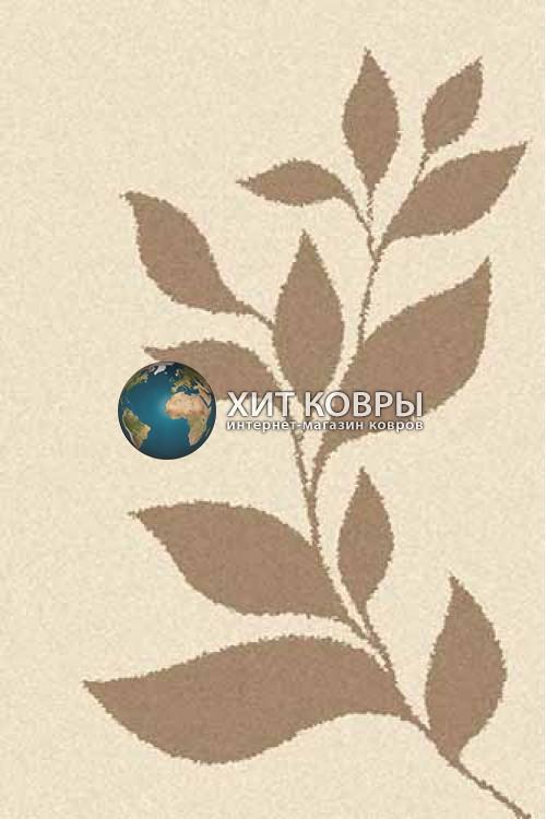 Российский ковер прямоугольный Platinum t647 кремовый d