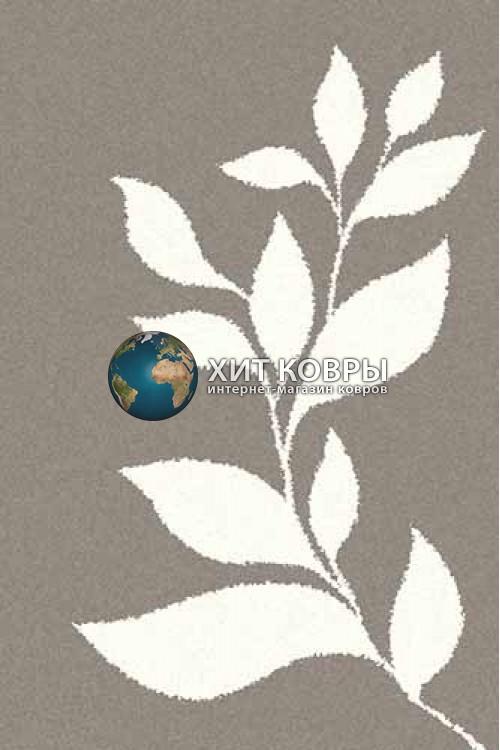 Российский ковер прямоугольный Platinum t647 серый natural
