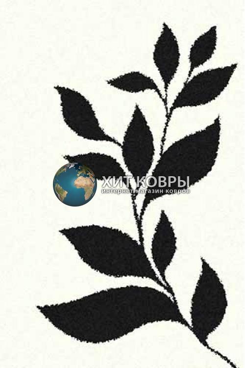 Российский ковер прямоугольный Platinum t647 natural черный