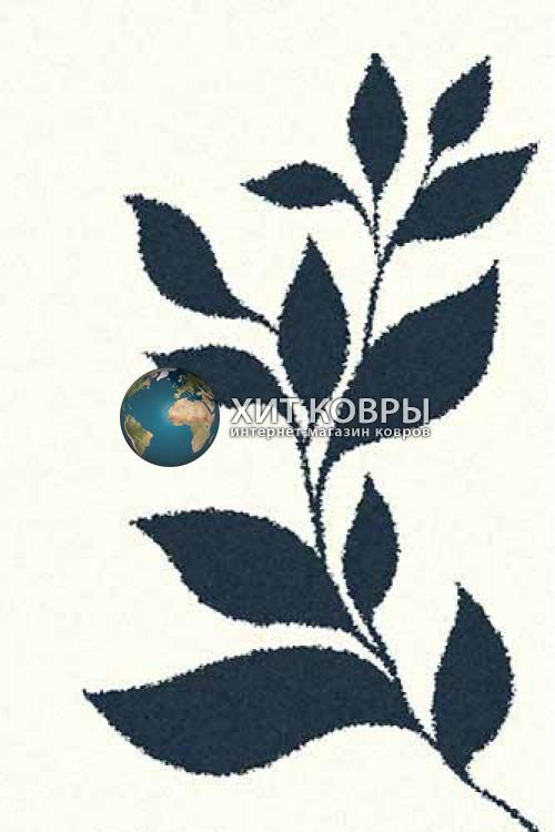 Российский ковер прямоугольный Platinum t647 natural бирюзовый