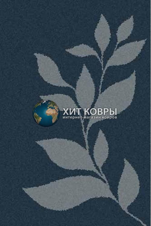 Российский ковер прямоугольный Platinum t647 морской волны