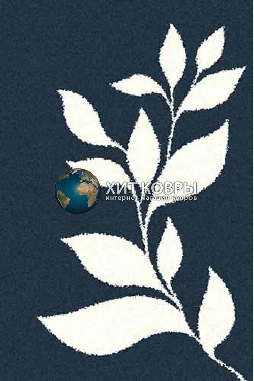 Российский ковер прямоугольный Platinum t647 бирюзовый natural