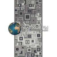 ковер в комнату runner-silver-d239_gray