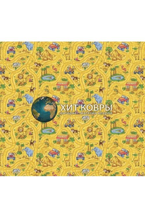 ковер в комнату Vitebs Kids cafari