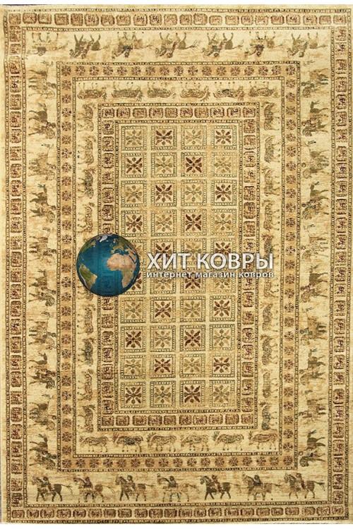 Бельгийский шерстяной ковер kashqai-43-01- 100