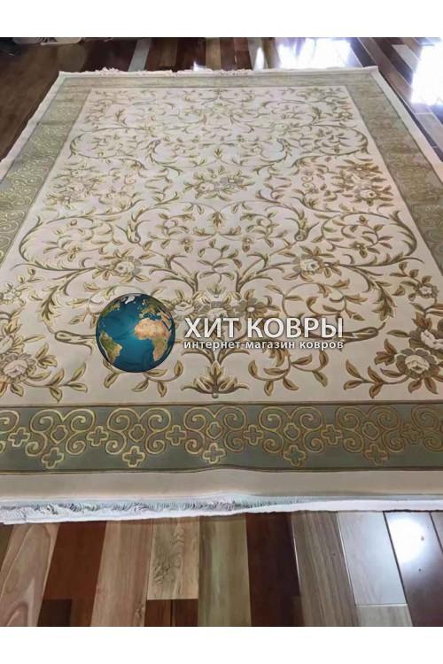 Китайский ковер viccini-beige-gray-1