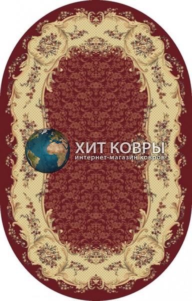 Молдавский шерстяной ковер Passage 0733317ov
