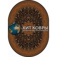 Молдавский шерстяной ковер Isfahan 207777oval