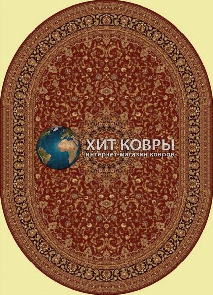 Молдавский шерстяной ковер Isfahan 2073658oval