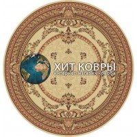 Молдавский шерстяной ковер Dofin 2091567crug