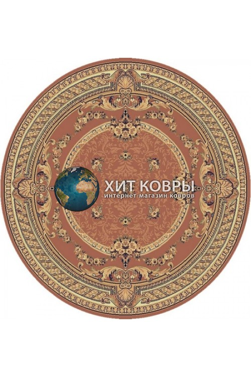 Молдавский шерстяной ковер Dofin 2093280crug