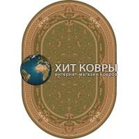 Молдавский шерстяной ковер Dofin 2095540oval
