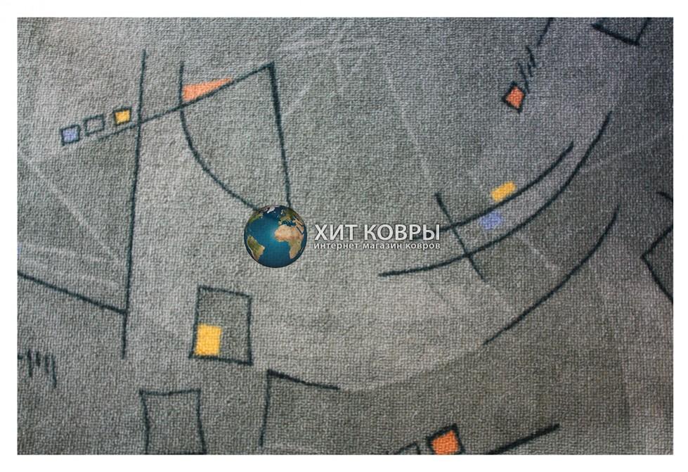 Абстракционный ковер 100-12