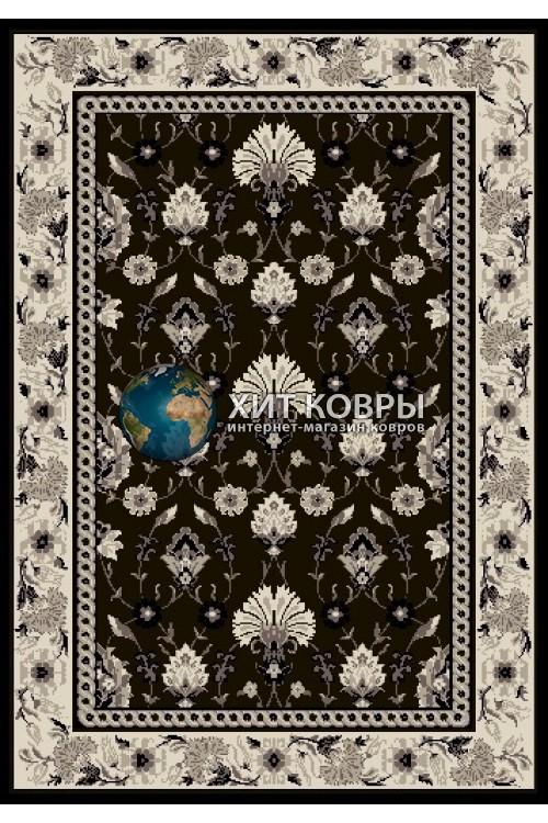 Турецкий ковер B574 Black